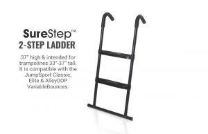 SureStep Trampoline Ladder - 2 Step
